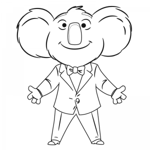 free colouring pages sing sing free printable coloring pages for kids sing pages colouring free