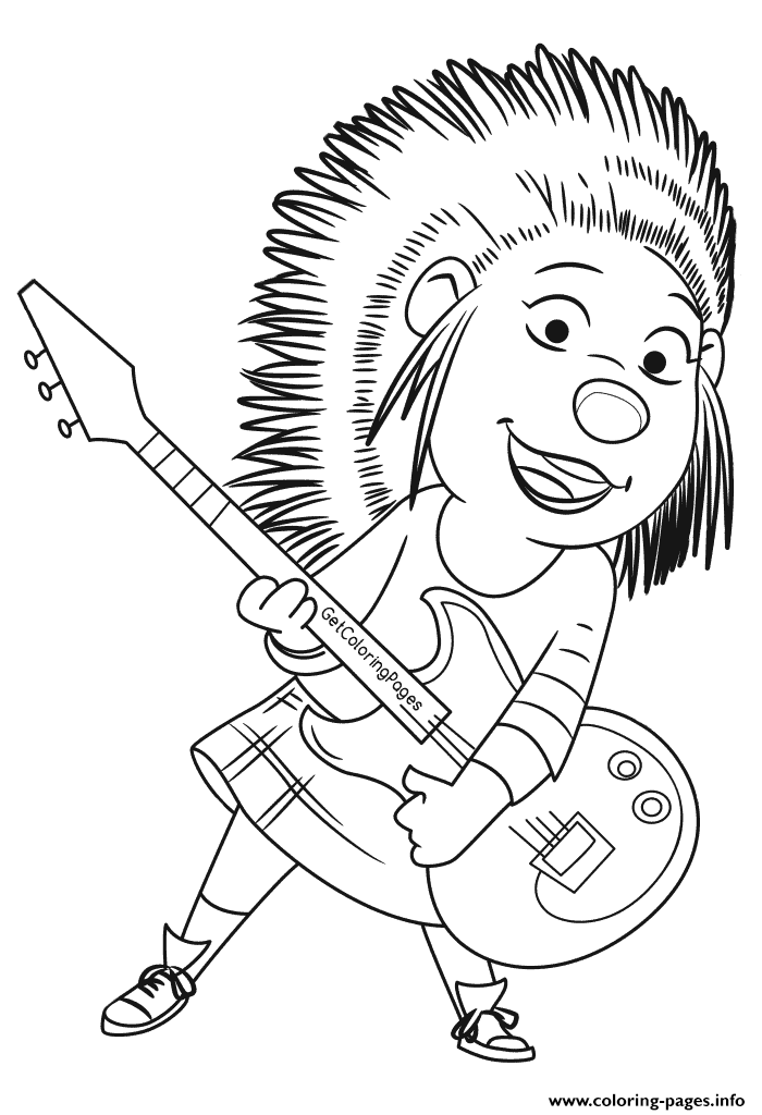 free colouring pages sing sing movie coloring pages to download and print for free colouring free sing pages