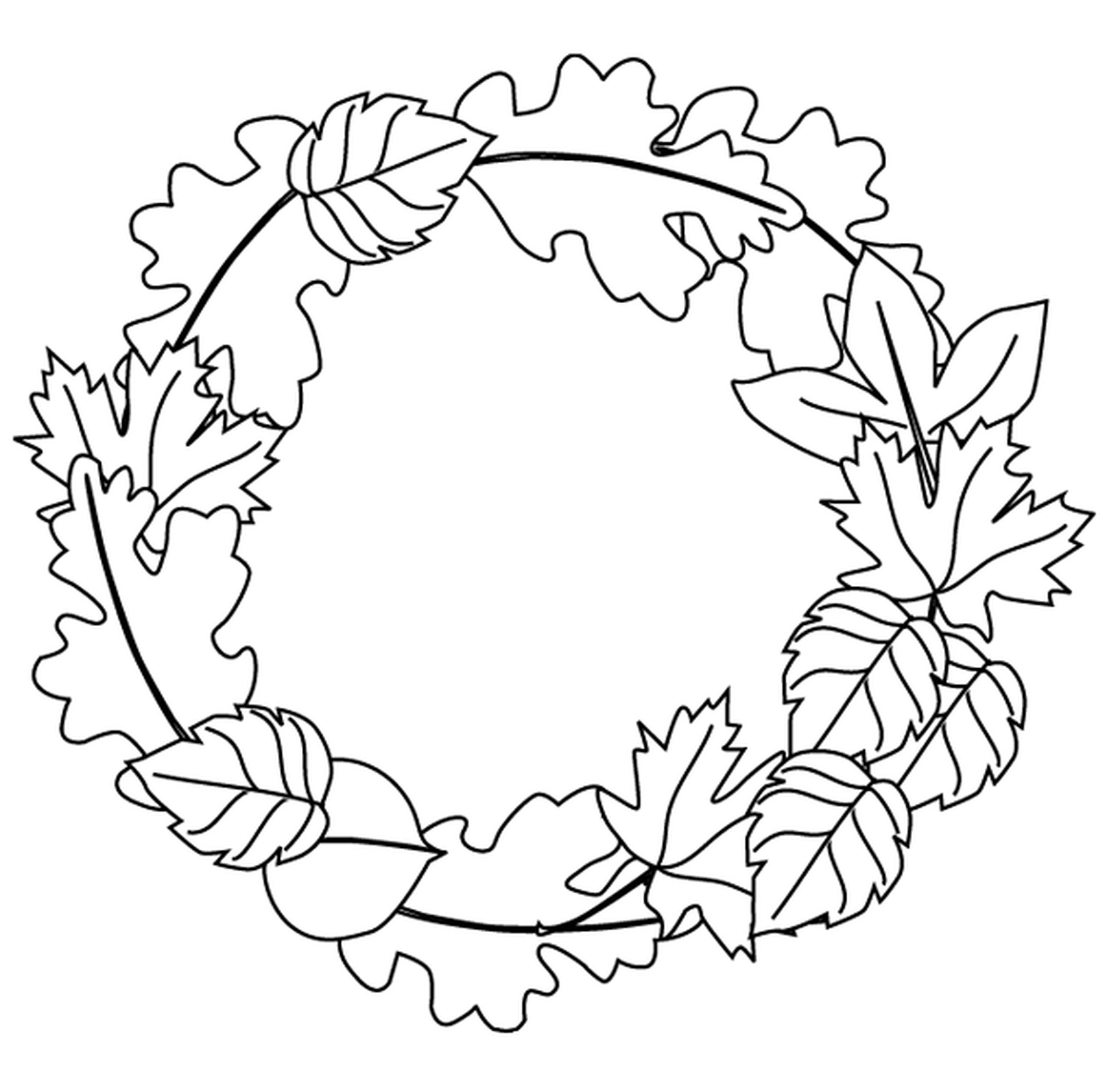 free colouring pictures autumn leaves autumn coloring pages fall topcoloringpagesnet autumn pictures free leaves colouring