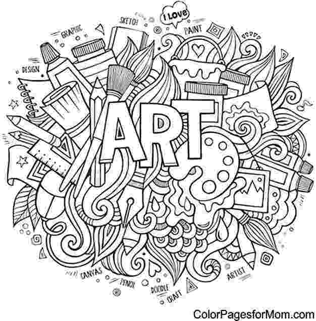 free design art coloring pages islamic ornament mosaic coloring page from mosaic category art coloring pages design free