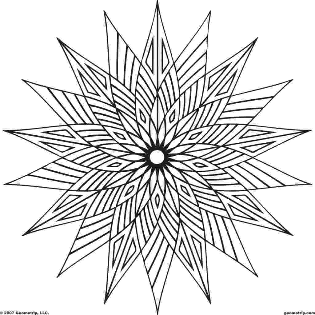 free design art coloring pages roman mosaic circle pattern clipart etc coloring design art free pages