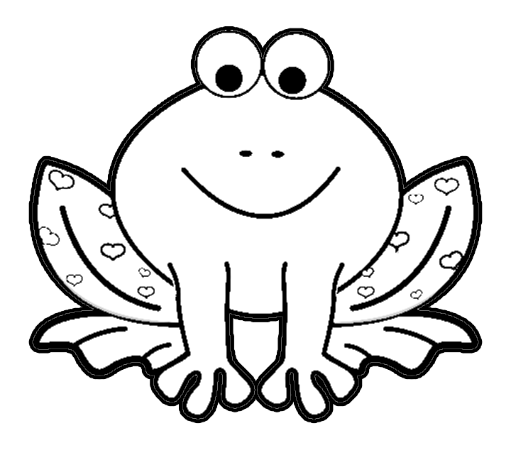 free frog coloring pages free frog coloring pages to print out and color frog pages free coloring