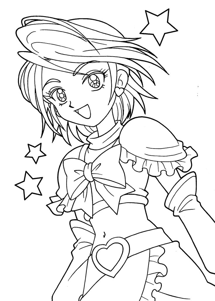free girl coloring pages anime coloring pages best coloring pages for kids coloring free girl pages