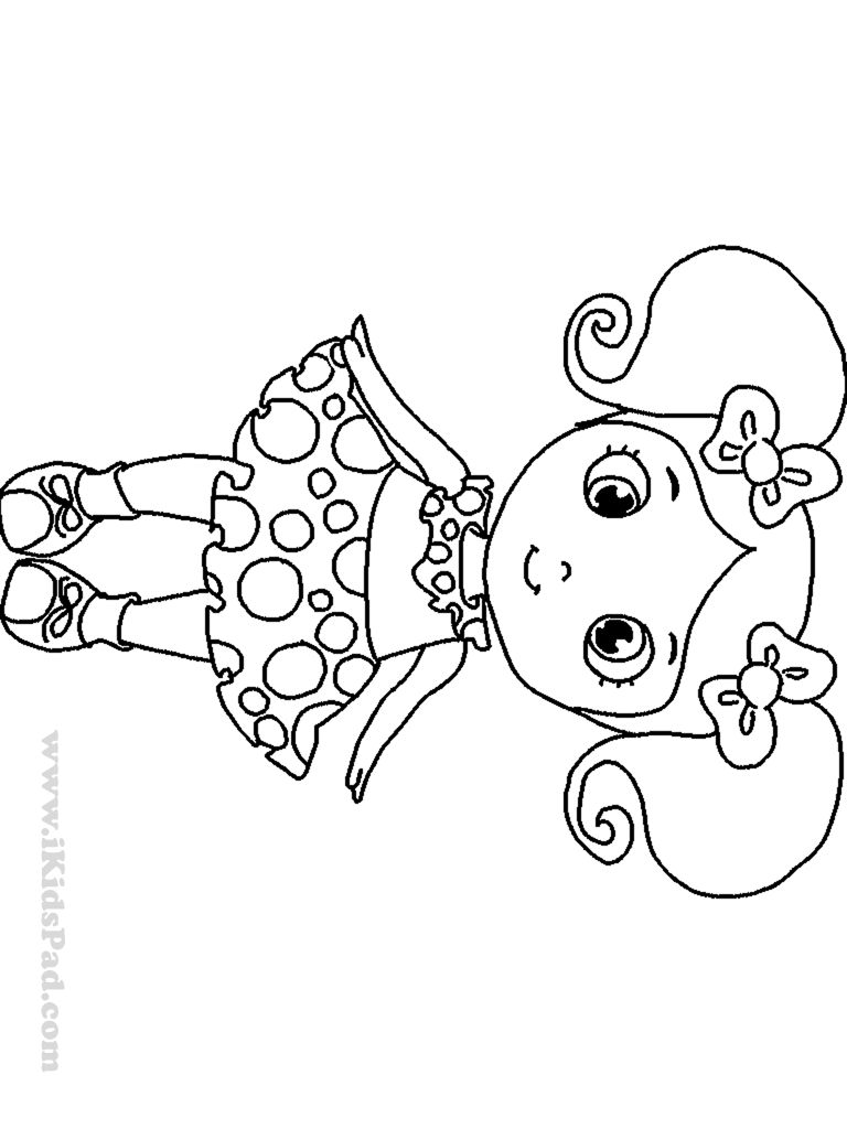 free girl coloring pages cute girl coloring pages to download and print for free pages girl free coloring
