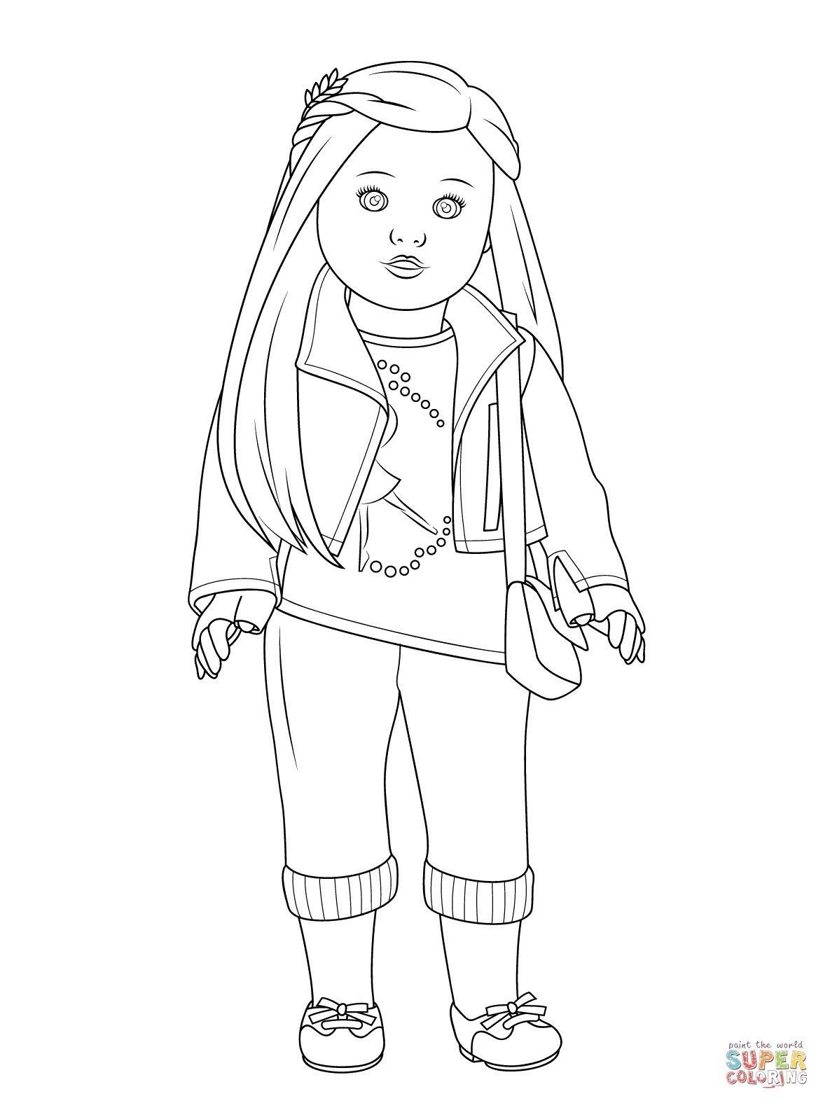 free girl coloring pages to print lol doll luxe coloring page free printable coloring pages to coloring girl print free
