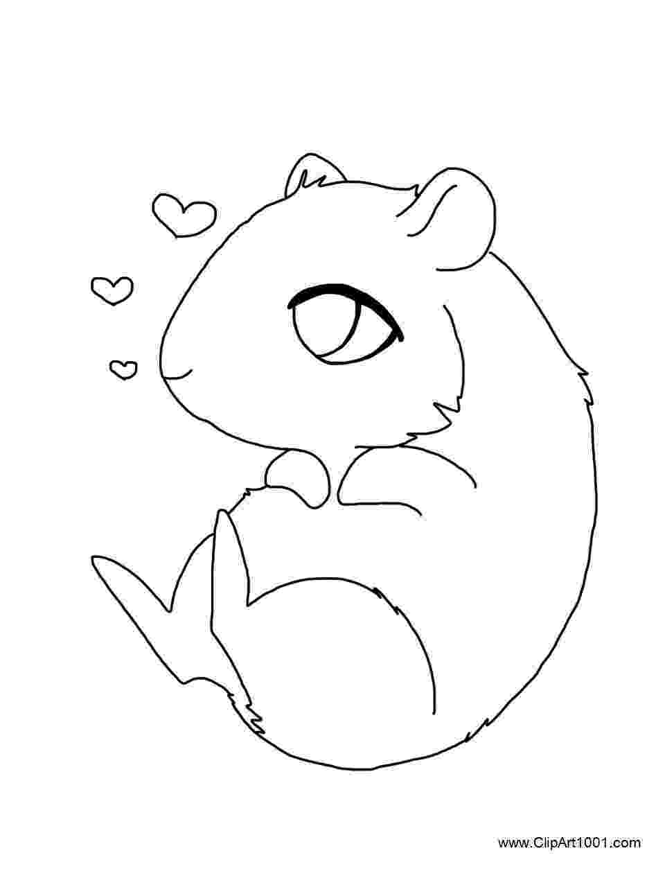 free guinea pig coloring pages guinea pig coloring pages eating food free printable coloring guinea free pig pages