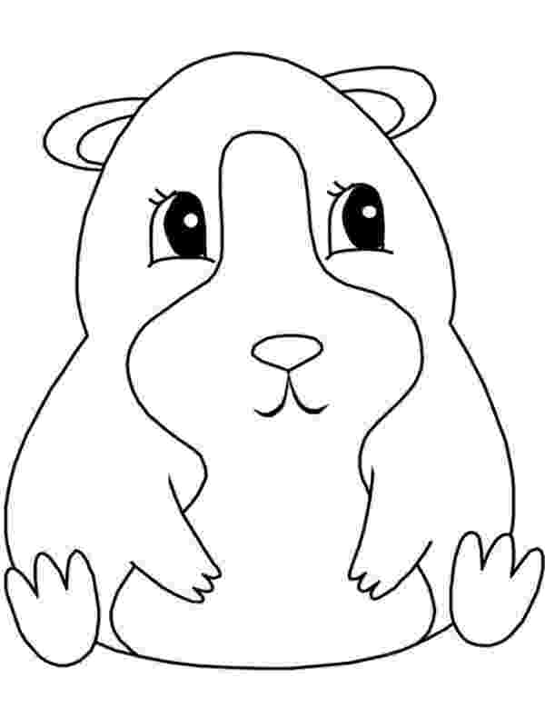 free guinea pig coloring pages guinea pig sitting coloring page color luna guinea free pages pig coloring
