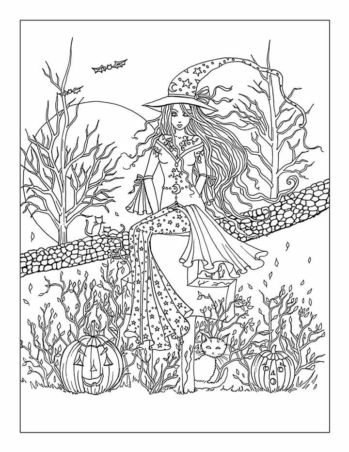 free halloween coloring sheets for adults adult coloring pages free halloween coloring pages halloween for adults free sheets coloring