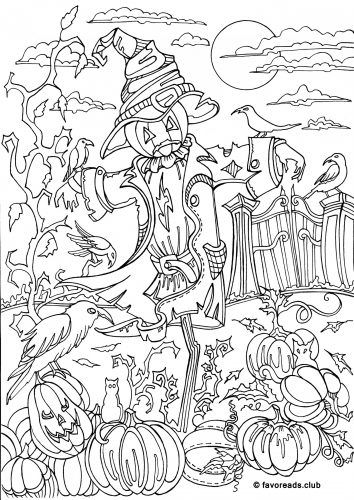 free halloween coloring sheets for adults free printable halloween coloring pages for adults best for coloring sheets halloween adults free