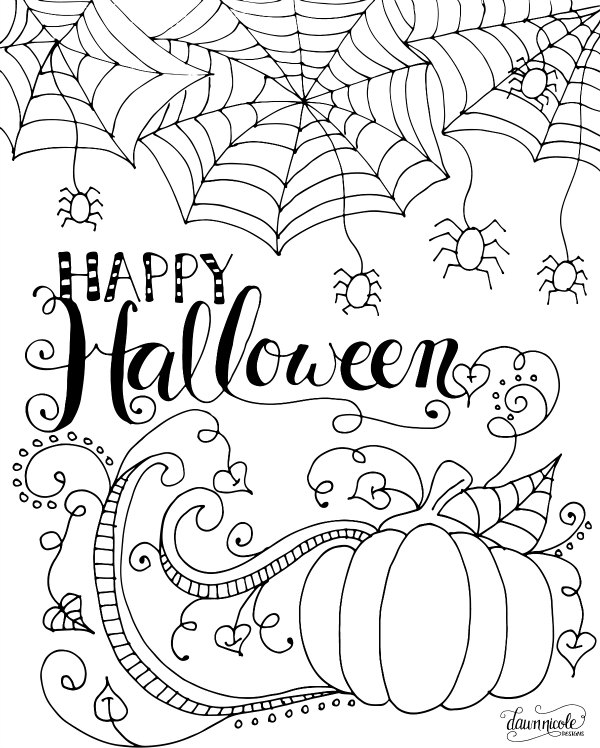 free halloween coloring sheets for adults imagenes de halloween coloration pinterest halloween sheets coloring for adults free
