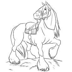 free horse coloring pictures free horse coloring pages horse free pictures coloring