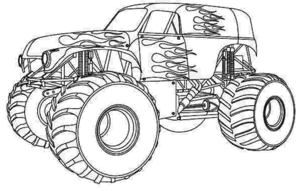 free monster truck coloring pages to print bigfoot monster truck coloring page free printable free to coloring pages monster print truck