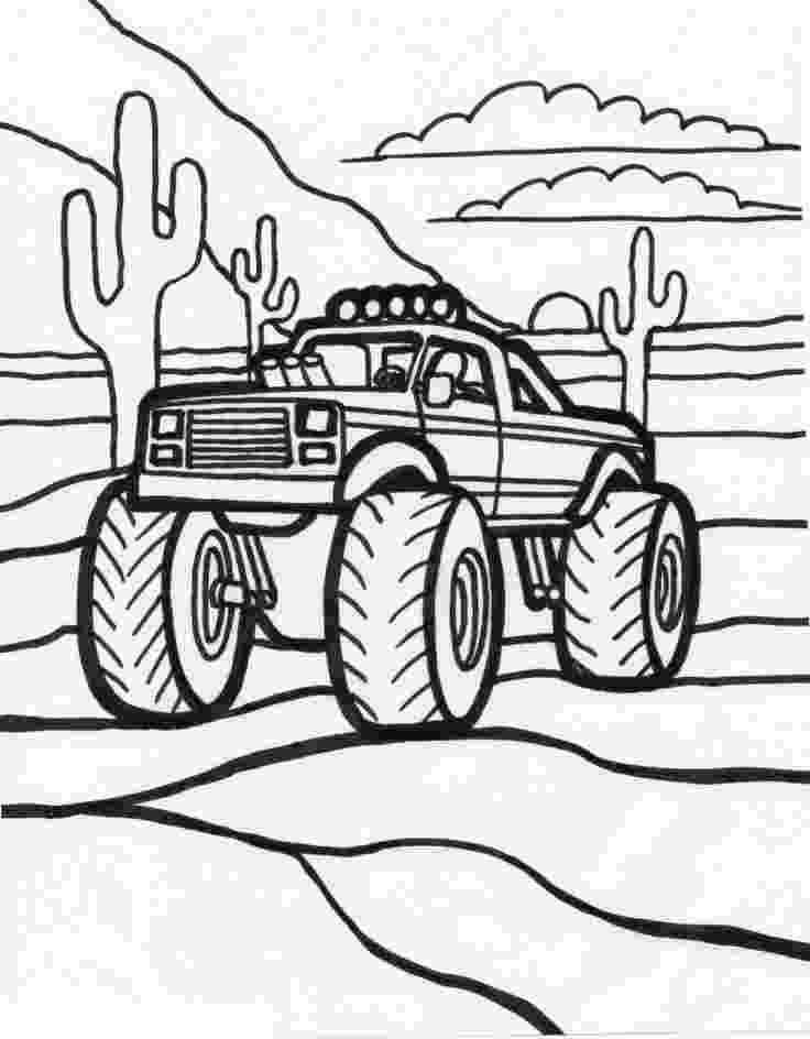 free monster truck coloring pages to print monster truck max d coloring page for kids transportation to coloring monster pages free truck print