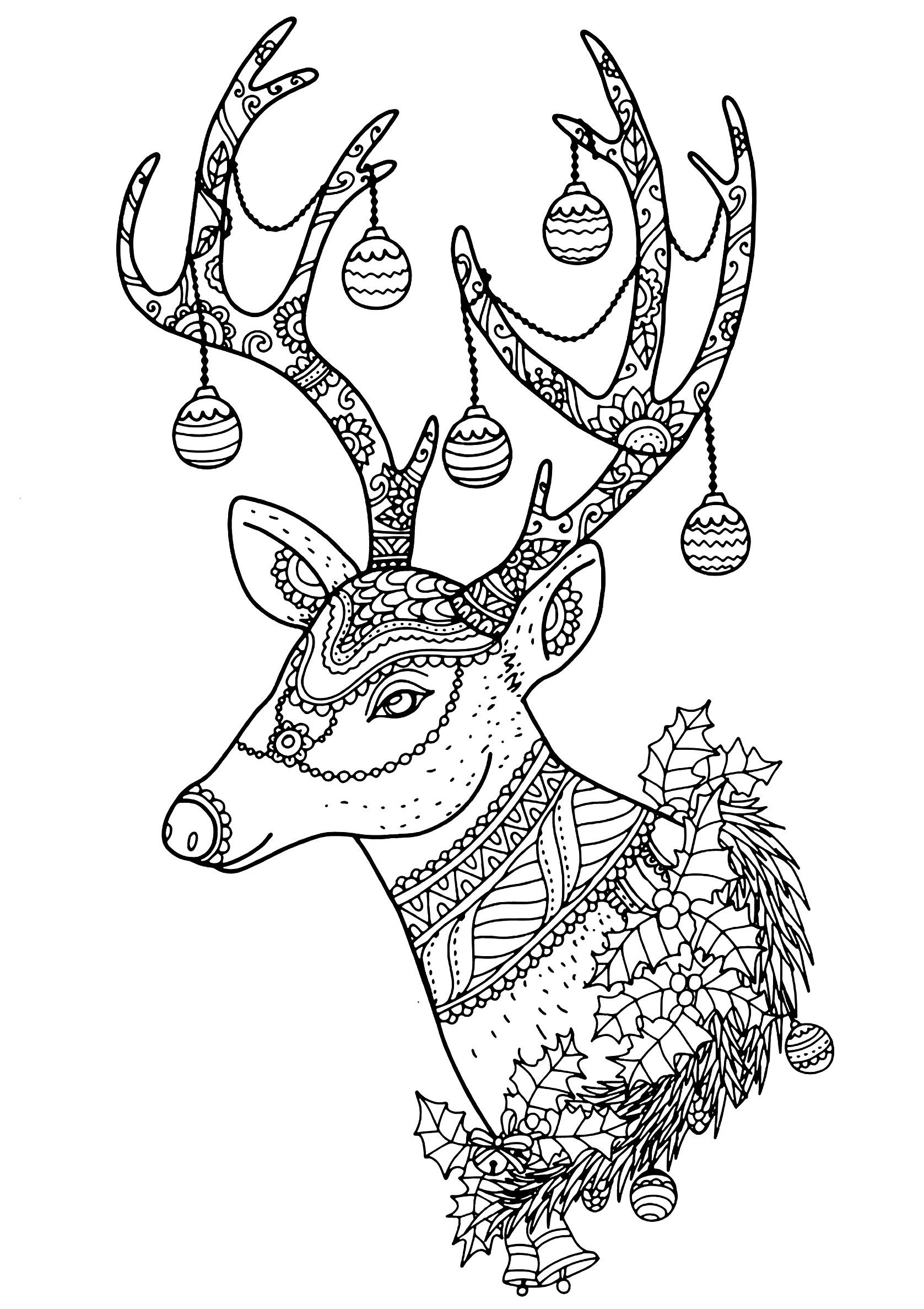 free online coloring pages for adults christmas 10 free printable holiday adult coloring pages coloring pages coloring adults online free christmas for