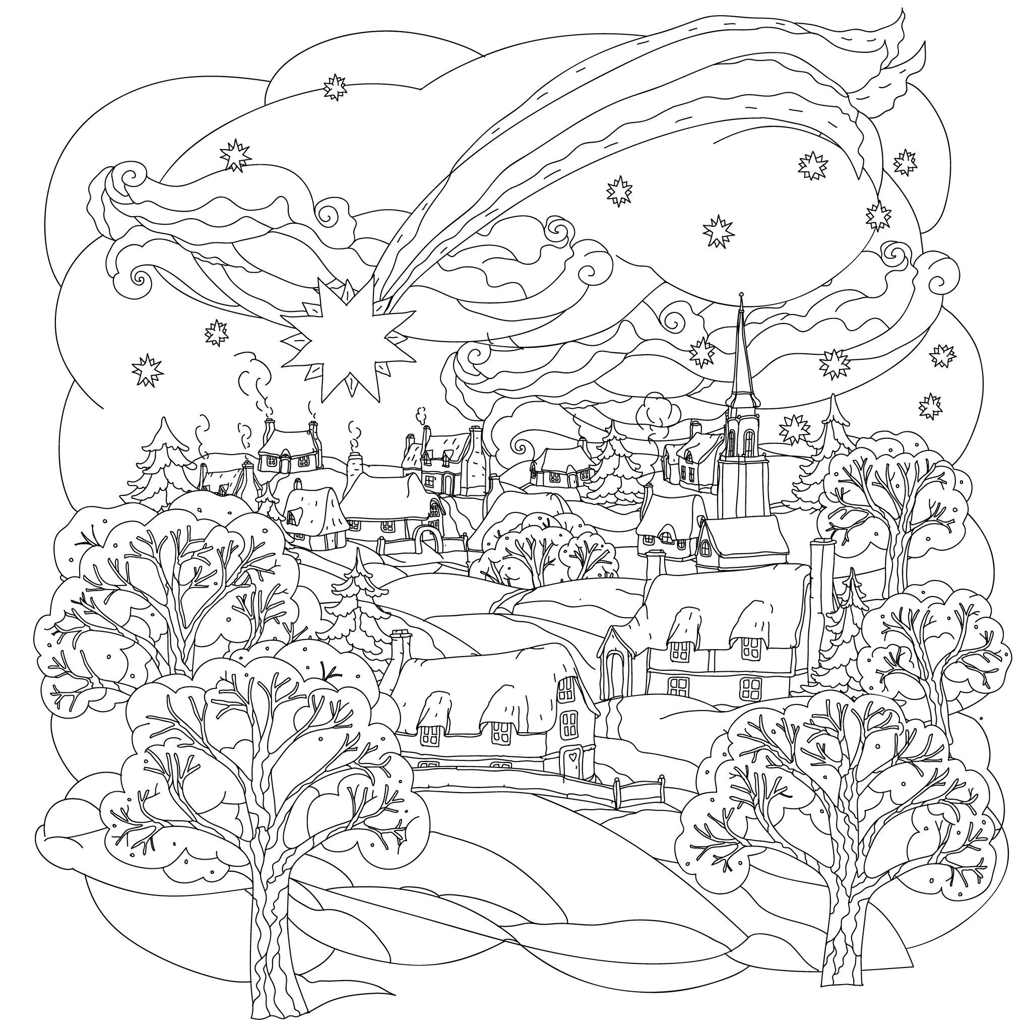 free online coloring pages for adults christmas free printable christmas coloring pages for adults christmas pages adults free online for coloring