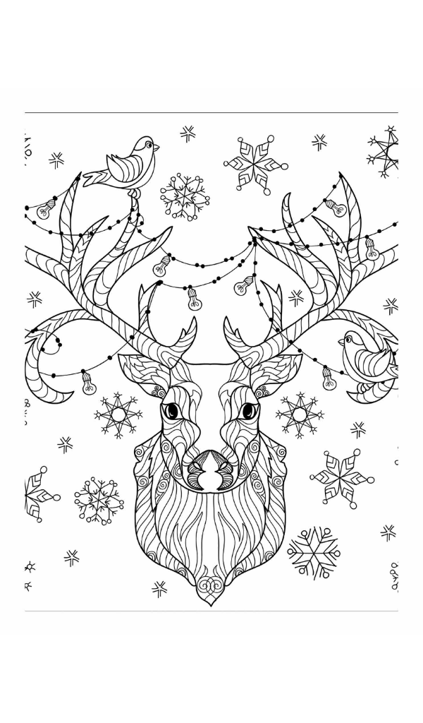 free online coloring pages for adults christmas free printable white christmas adult coloring pages pages for free adults coloring christmas online