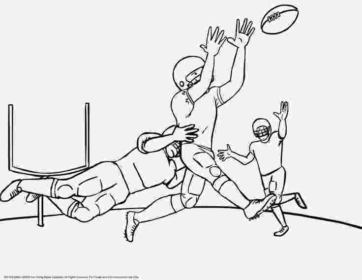 free online football coloring pages printable football player coloring pages for kids online coloring pages free football