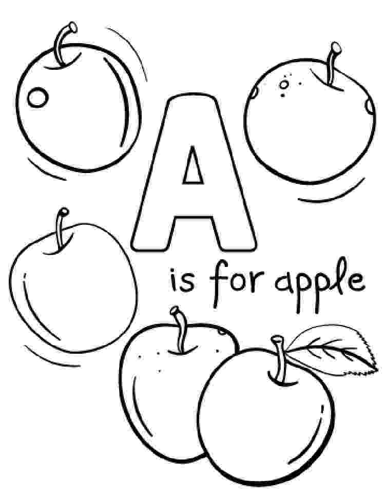 free printable apple coloring pages apple coloring pages for preschoolers 360coloringpages coloring free pages apple printable