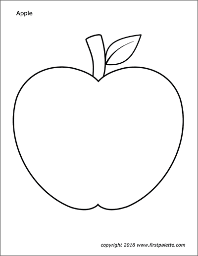 free printable apple coloring pages free printable apple coloring pages for kids printables free pages coloring printable apple