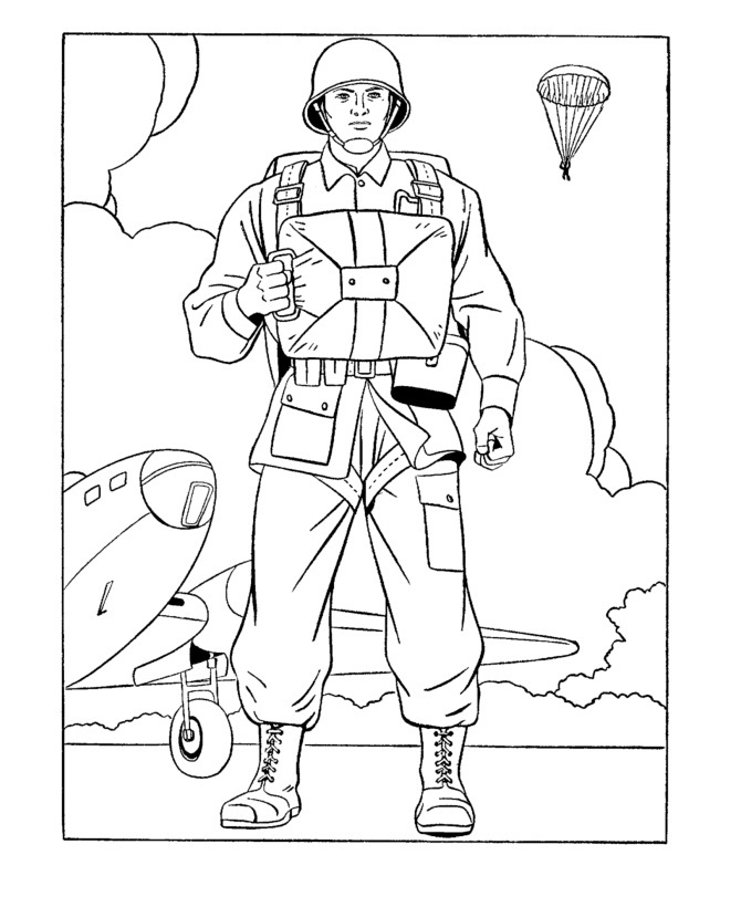free printable army coloring pages free army coloring pages at getcoloringscom free coloring army free printable pages