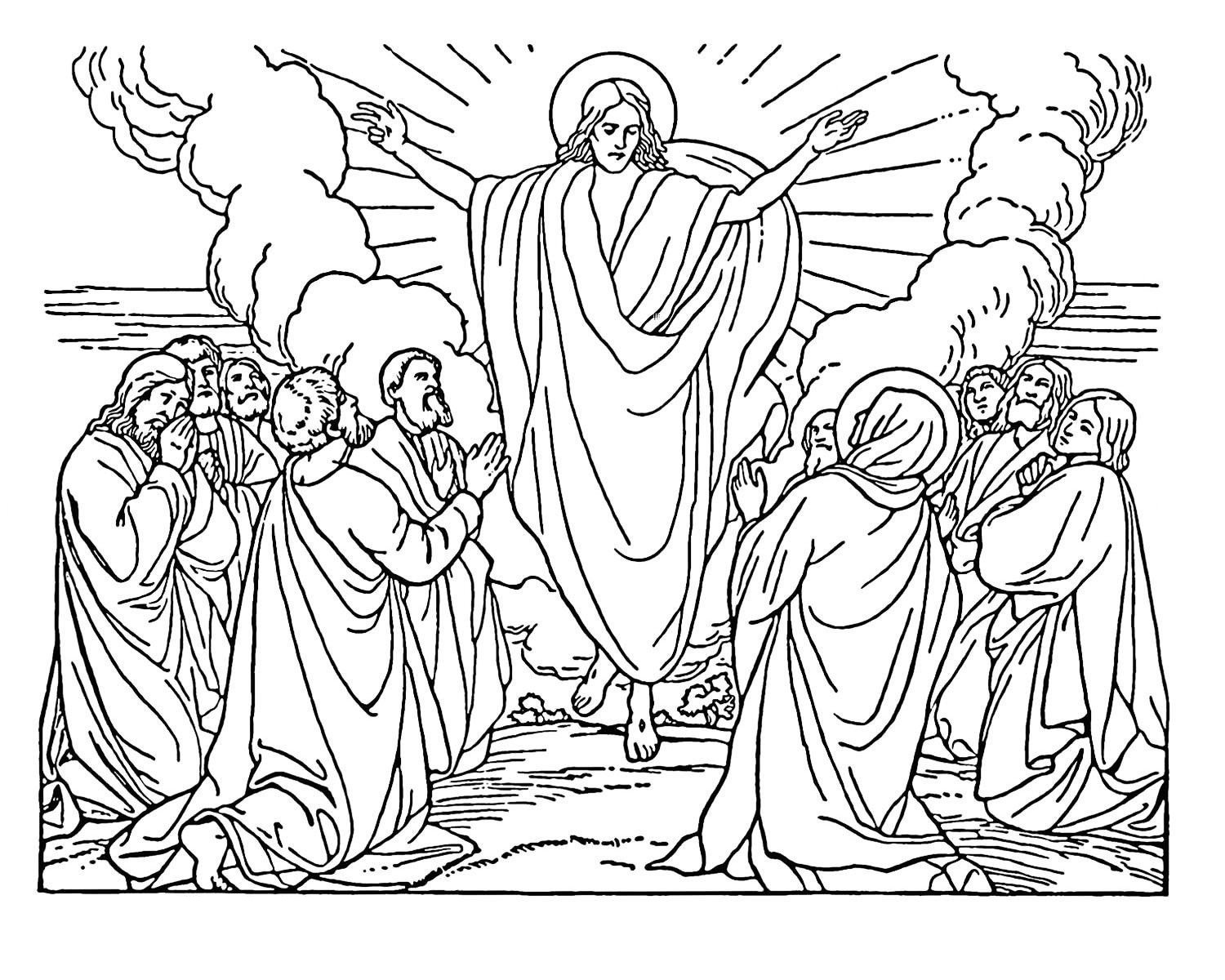 free printable bible coloring pages for children free printable bible coloring pages for kids for bible printable children coloring free pages