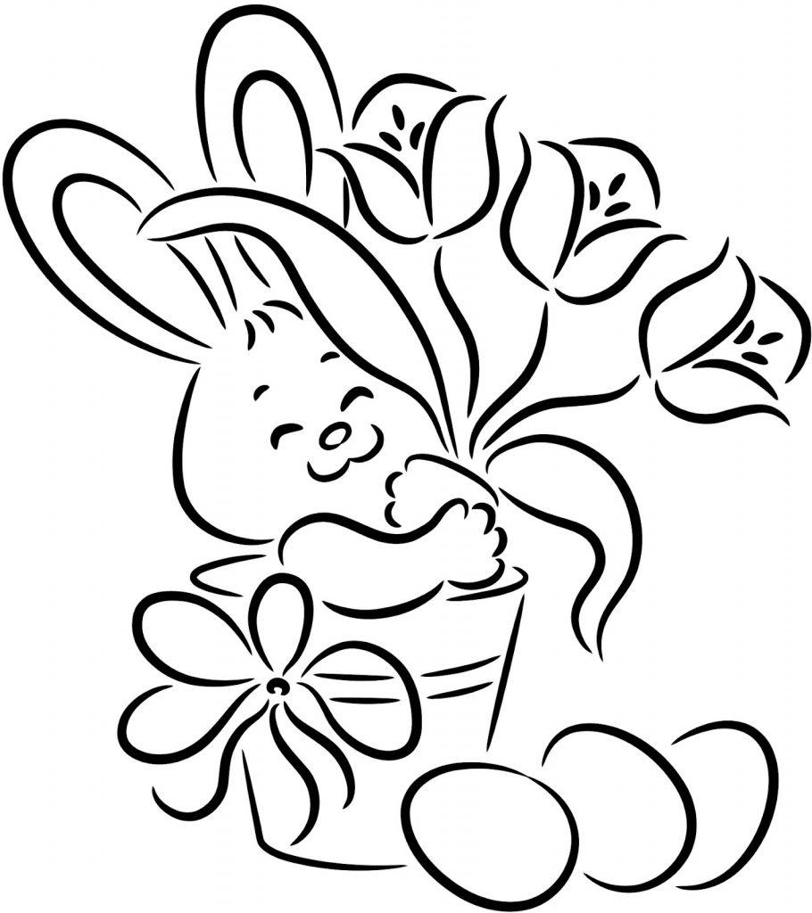 free printable bunny coloring pages top 5 printable easter coloring pages for kids free bunny coloring printable free pages