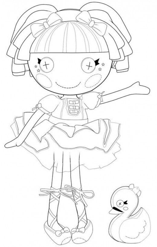 free printable color pages lalaloopsy coloring pages 360coloringpages pages free color printable