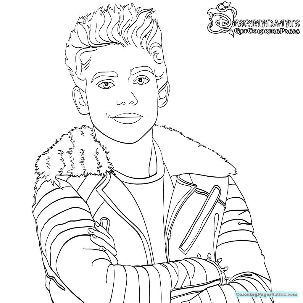 free printable coloring pages disney descendants descendants 2 printable coloring pages disneyclipscom descendants pages free disney coloring printable