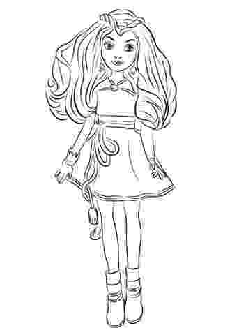 free printable coloring pages disney descendants evie from disney39s descendants descendants coloring coloring disney pages printable descendants free