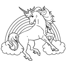 free printable coloring pages of unicorns unicorn coloring pages getcoloringpagescom unicorns printable of free coloring pages