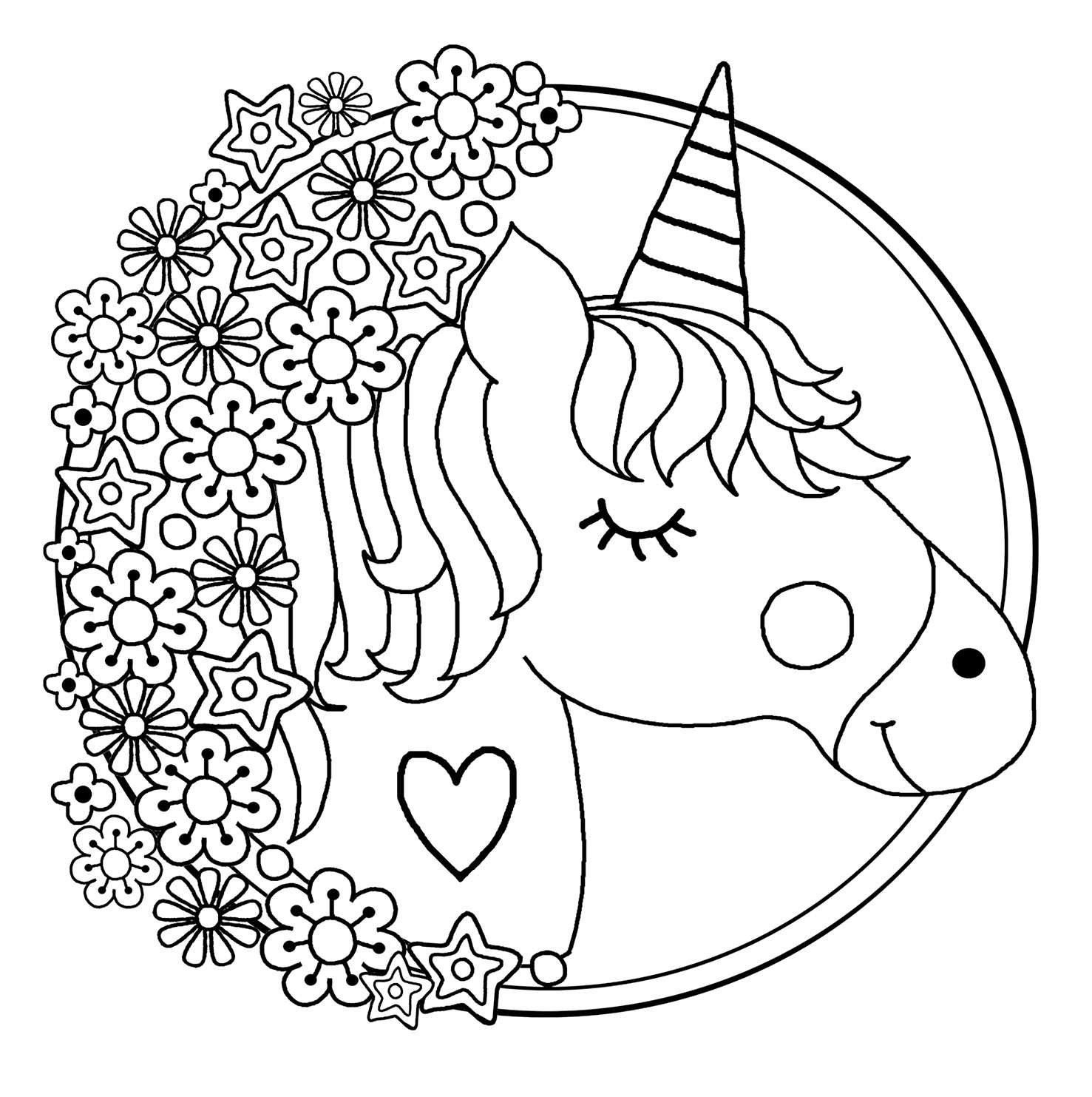 free printable coloring pages of unicorns unicorn horse coloring pages unicorn pony coloring pages free of printable pages unicorns coloring