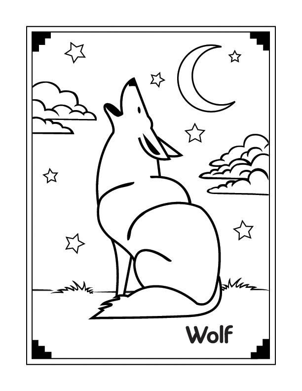 free printable coloring pages wolf cutewolfcoloringpages wolf coloring pages free free pages wolf coloring printable