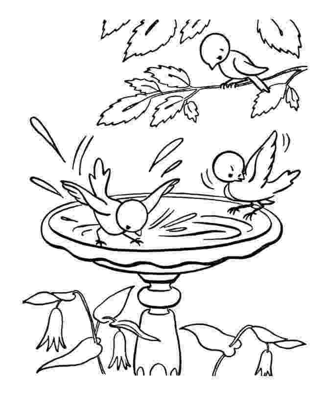 free printable coloring pictures of spring 35 free printable spring coloring pages of pictures coloring free spring printable