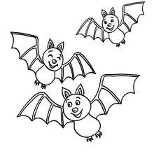 free printable halloween coloring pages bats halloween bat coloring pages getcoloringpagescom printable coloring halloween free bats pages