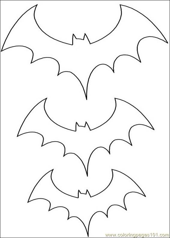 free printable halloween coloring pages bats halloween coloring pages june 2010 coloring bats pages printable halloween free