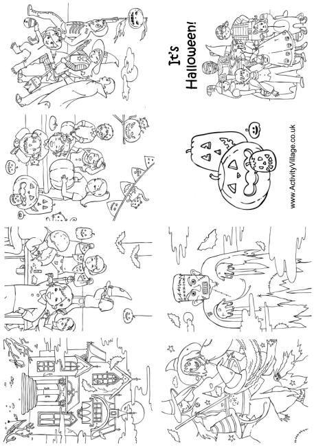 free printable halloween coloring pages for older kids feline creative 2014 calendar october free for kids pages older printable coloring halloween