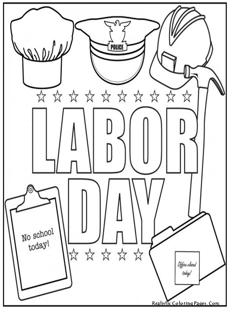 free printable labor day pictures labor day coloring pages free printable labor day free printable pictures labor day
