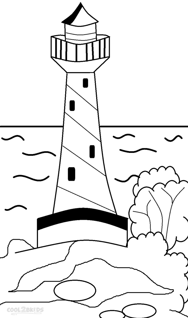 free printable lighthouse coloring pages printable lighthouse coloring pages for kids cool2bkids free printable lighthouse coloring pages