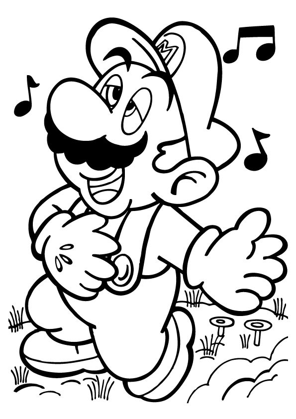 free printable mario coloring pages mario coloring pages 360coloringpages mario coloring printable pages free