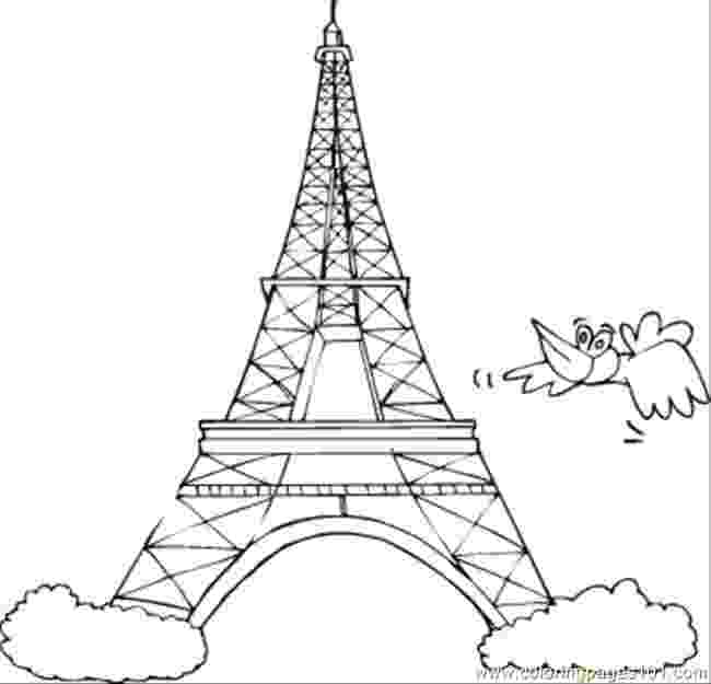 free printable pictures of france eiffel tower coloring printable page for kids coloring france free of printable pictures
