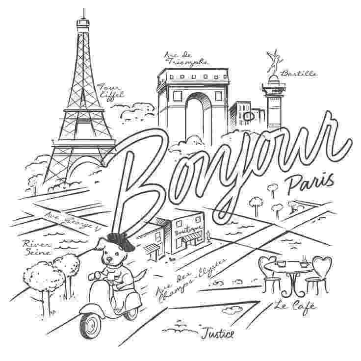 free printable pictures of france paris coloring pages i watch coloring pages to print free printable france pictures of