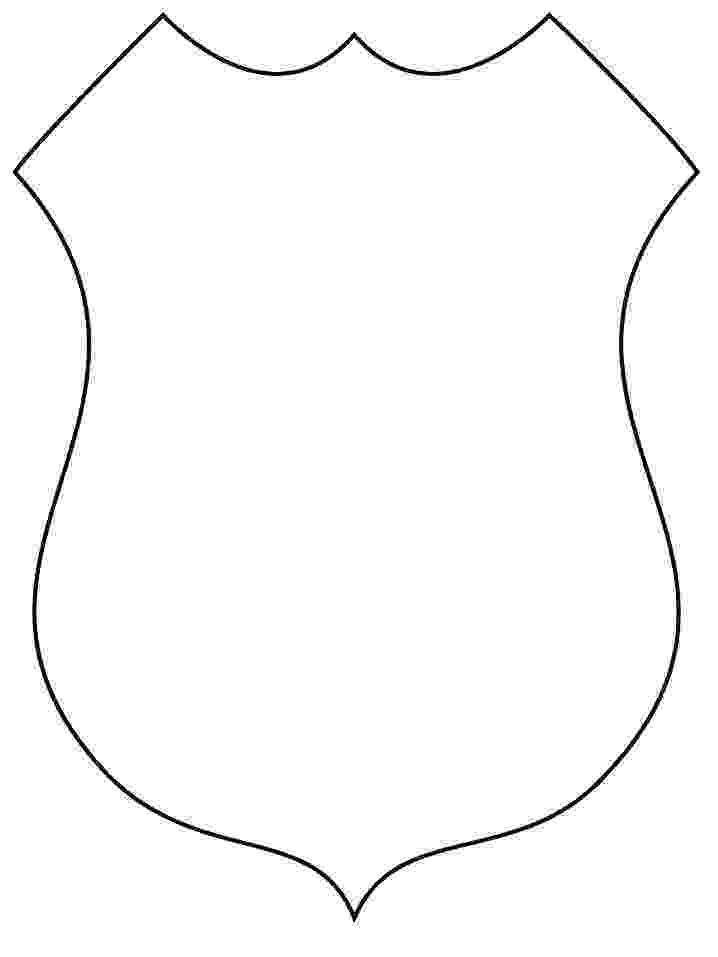 free printable police badge template design your own sheriffpolice badge people who help us police free template badge printable