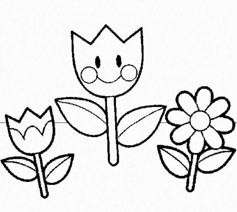 free printable preschool flower coloring pages brilliant beginnings preschool coloring pages has cute preschool flower printable coloring free pages