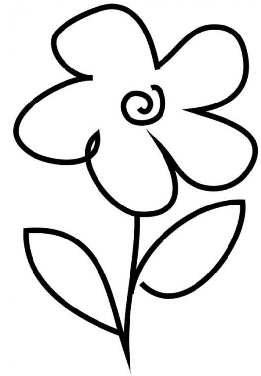 free printable preschool flower coloring pages row of tulip flowers coloring pages for kids desenhos pages coloring free preschool printable flower