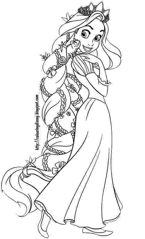 free printable rapunzel coloring pages princess rapunzel tangled disney coloring pages free coloring printable pages rapunzel