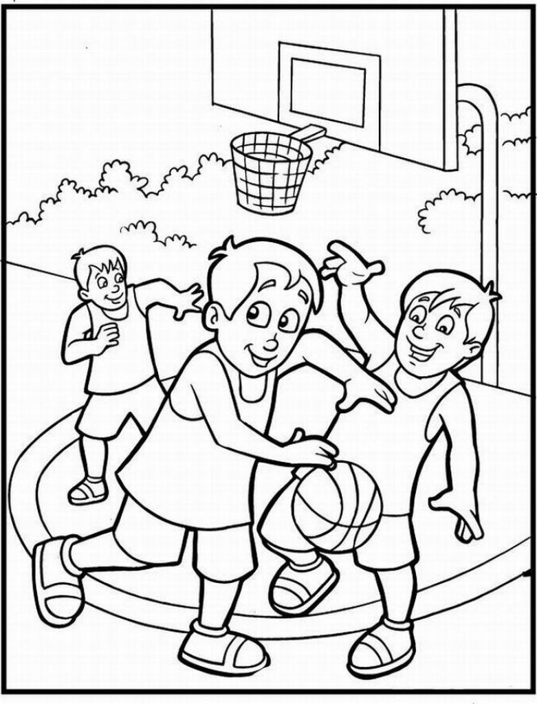 free printable sports coloring pages sports coloring pages sports free coloring printable pages