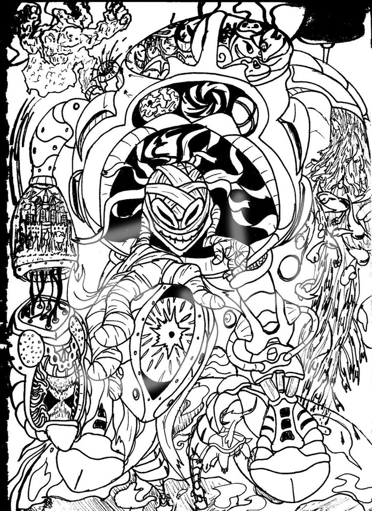 free printable trippy coloring pages 50 trippy coloring pages coloring free trippy pages printable