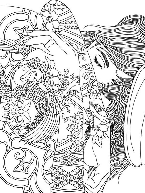 free printable trippy coloring pages 50 trippy coloring pages free printable coloring trippy pages