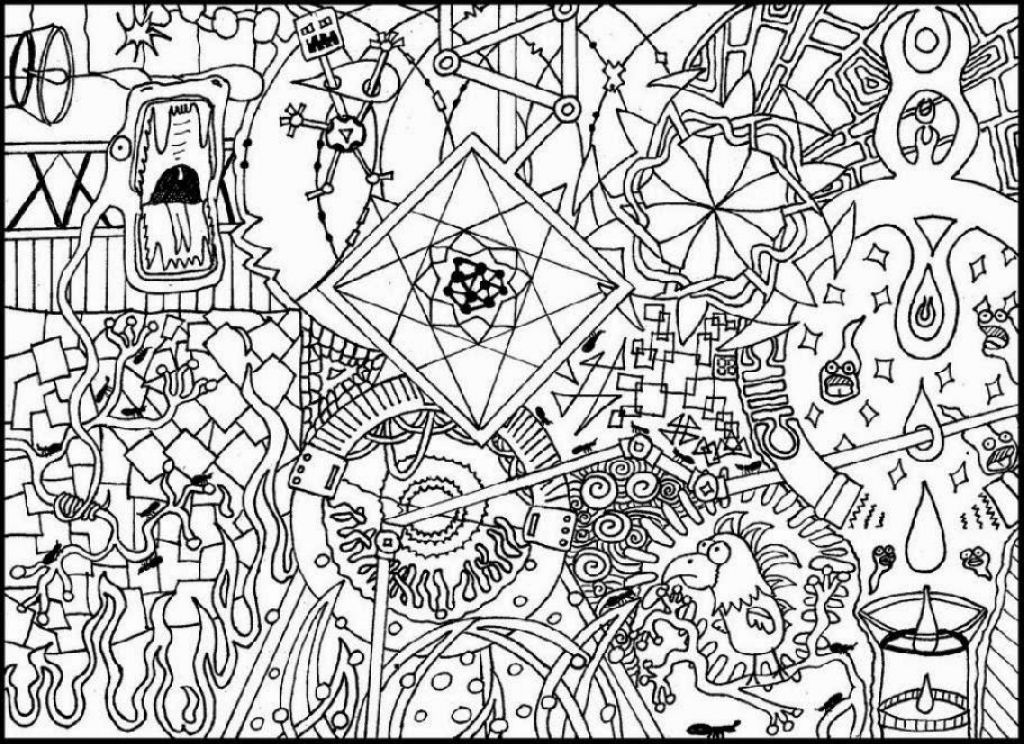 free printable trippy coloring pages trippy sun drawing at getdrawingscom free for personal trippy coloring pages printable free