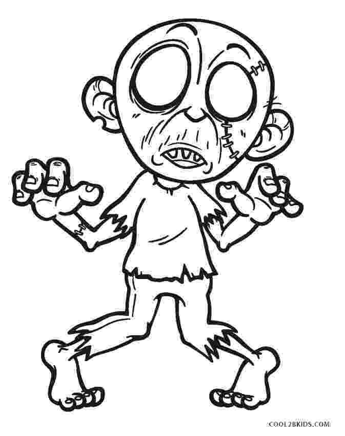 free printable zombie coloring pages free printable zombie coloring pages for kids cool2bkids coloring free zombie printable pages